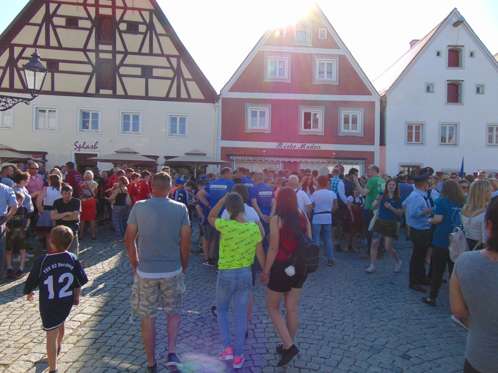 Berching Volksfest
